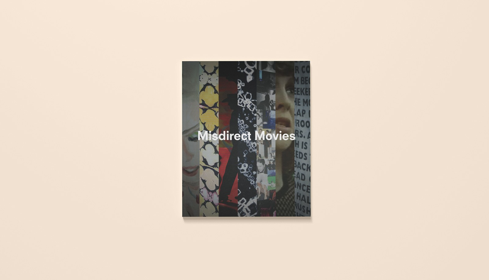 Exhibition publication: Misdirect Movies
