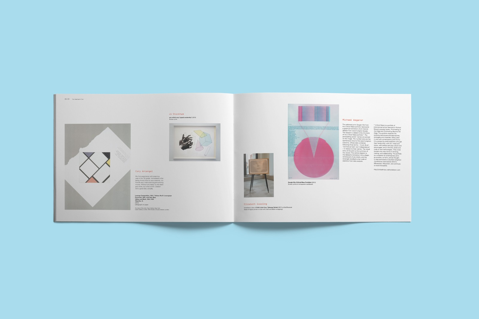 Exhibition publication: The Negligent Eye