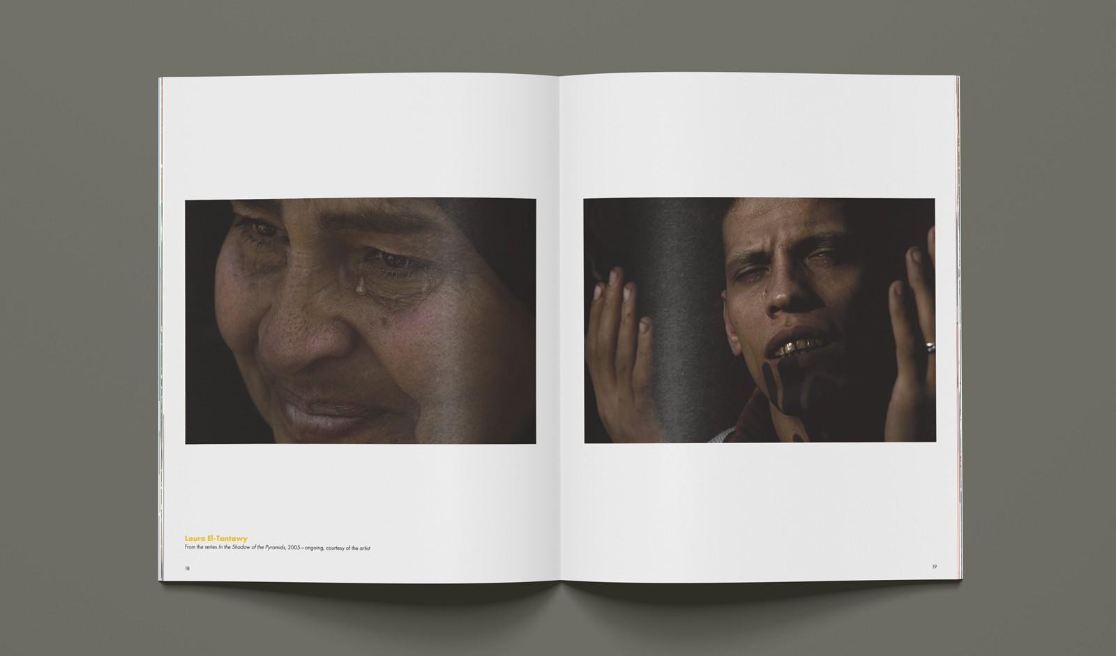 Exhibition catalogue: I Exist