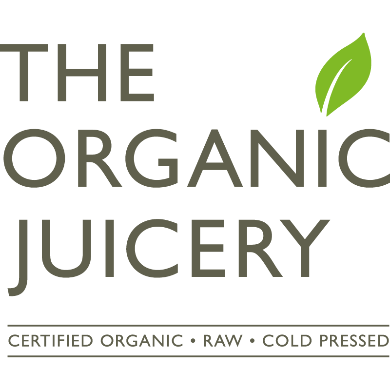 Branding for The Organic Juicery