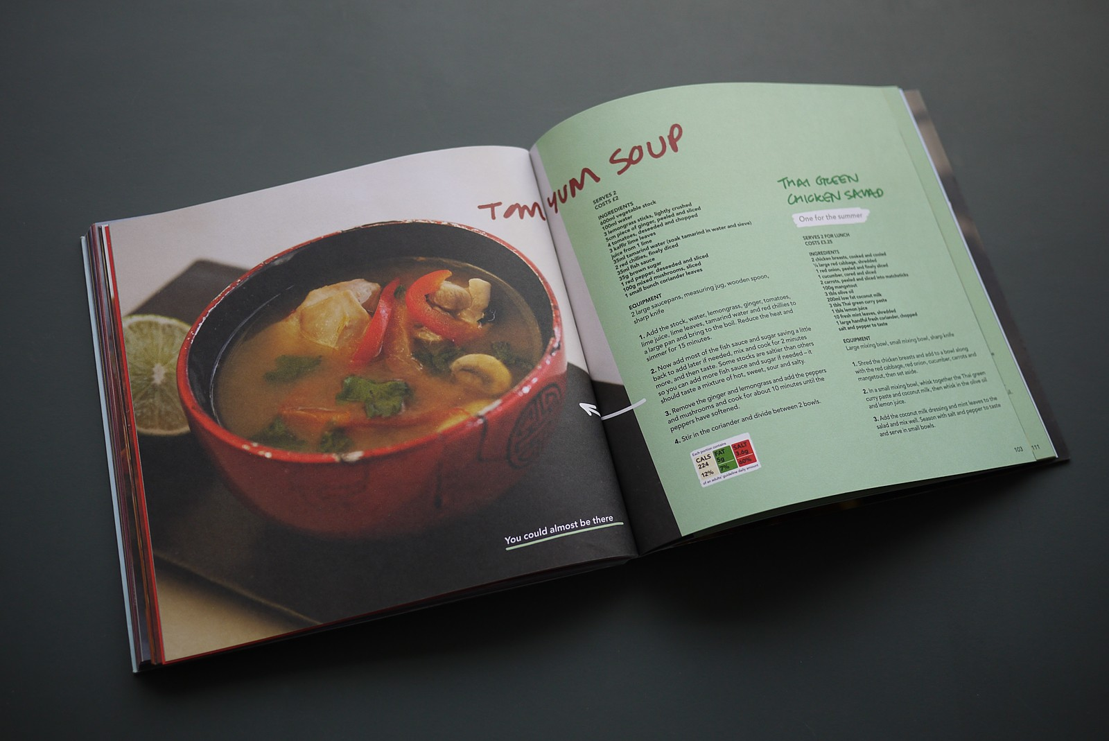 Can Cook branding and cook books