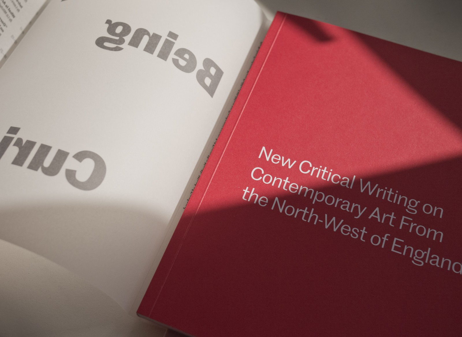 On Being Curious: New Critical Writing on Contemporary Art From the North-West of England