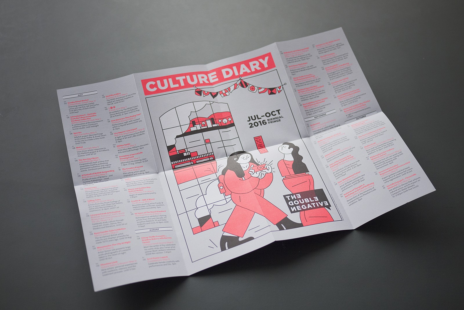 Culture Diary, Biennial Fringe Edition