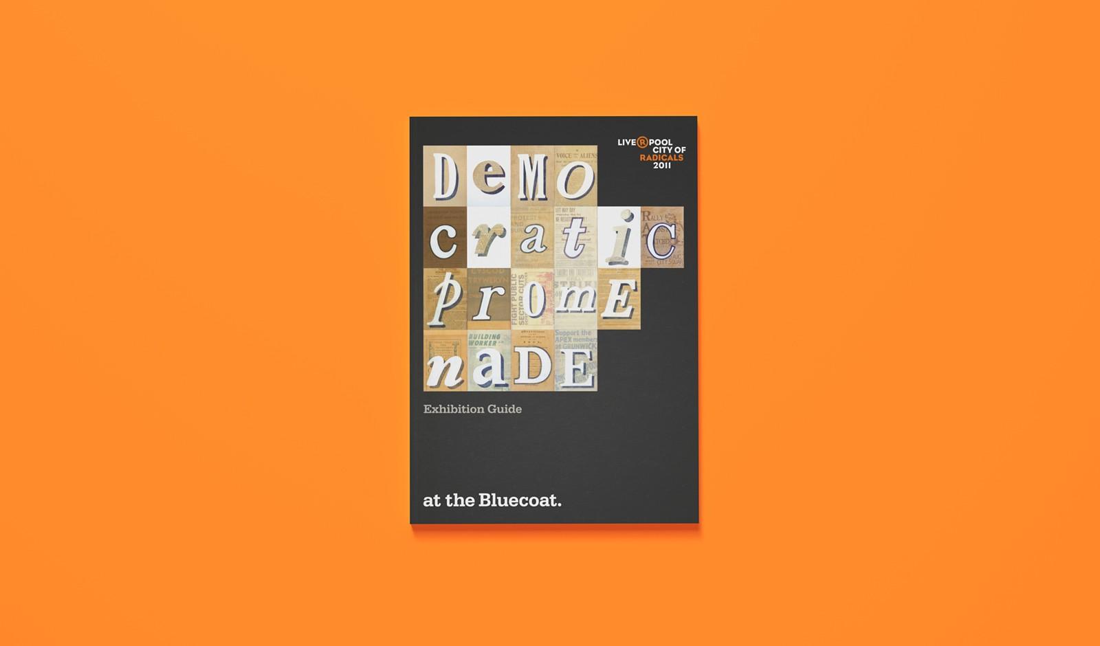 Exhibition guide: Democratic Promenade